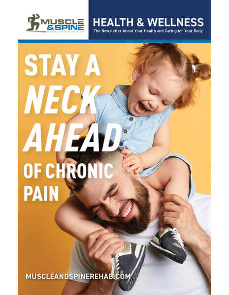 Stay ahead of chronic neck pain